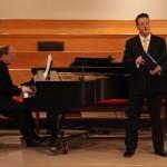 Walter Thiessen Concert 2014