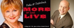 Fallis & Tiefenbach - More or Less Live