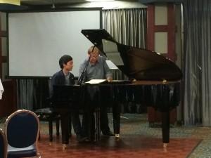 Thomas Yu and Marc Durand