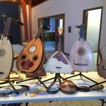 medieval stringed instruments