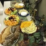 medieval feast food