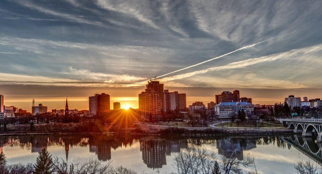 Saskatoon Sunsent